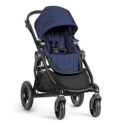 Baby Jogger 2002681City Select de cochecito, Single de modelo, Cobalt, color azul
