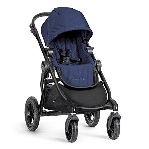 Baby Jogger Poussette City Select 2002681 de, Single de modèle, Cobalt, bleu