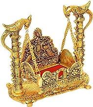 Vrindavan Laddu Gopal Handicrafted Pooja Jhula | Swing | Palana | Nand Gopal Palana