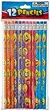 Rhode Island Novelty Emoji Pencils (12 Count)
