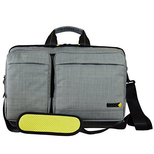 TechAir TAEVM003 Notebooktasche, 39,62 cm (15,6 Zoll) Grau