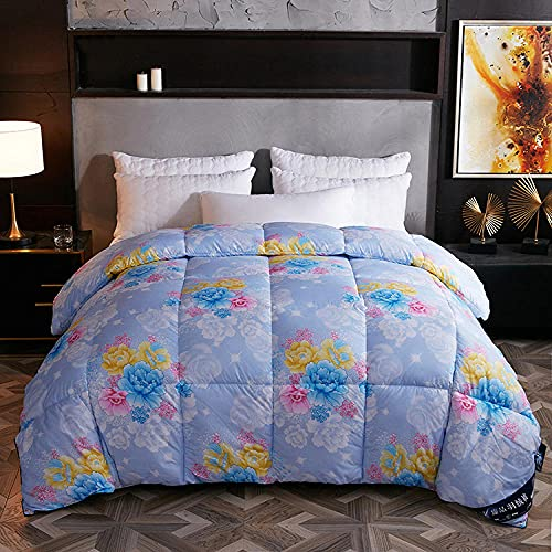 Cactuso Down Duvet Double,Four Seasons Down Was Washed By The Hotel Quality In Winter-C_200x220cm 2000g