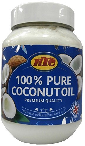 KTC 100% Pure Coconut Oil Premium Quality - Kokosnussöl 500ml