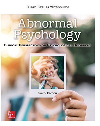 eBook Online Access for Abnormal Psychology: Clinical Perspectives on Psychological Disorders (English Edition)