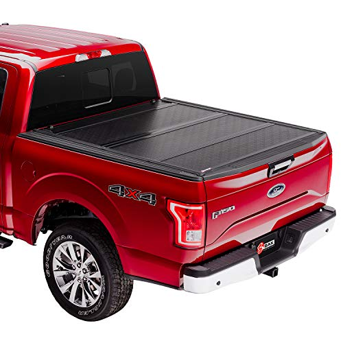 "BAK BAKFlip G2 Hard Folding Truck Bed Tonneau Cover | 226506 | Fits 2005 - 2021 Nissan Frontier 4' 11"" Bed (58.6"")"