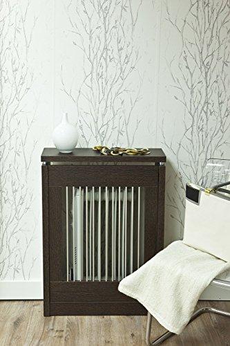 TOP KIT | Cubre radiador Cristian 3060-60 x 84 x 18 | Wengué
