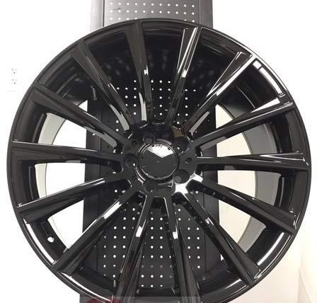 New 19 inches Wheels Rims S AMG Turbine Style Compatible With STAG Mercedes Benz E CLASS E500 E550