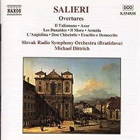 Overtures by SALIERI (2000-05-16)