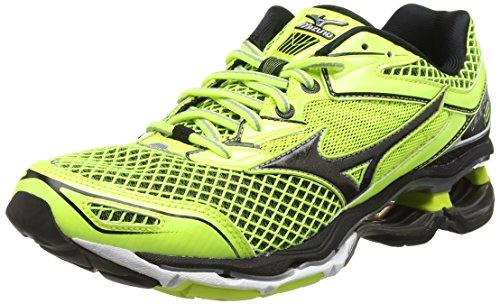 MizunoWave Creation 18 - Zapatillas de running hombre , color Amarillo, talla 42 EU