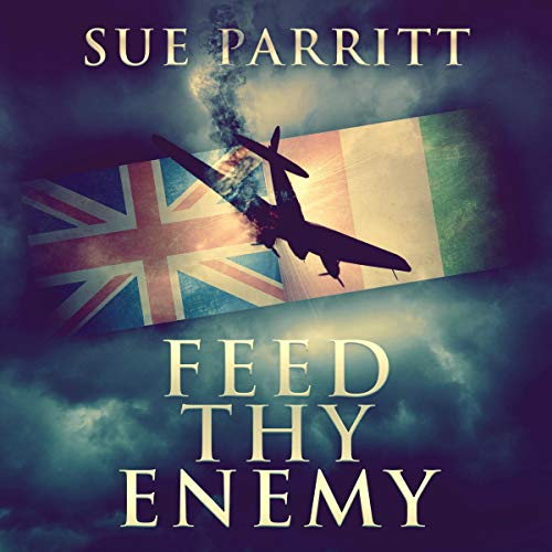 Feed thy Enemy audiobook cover art