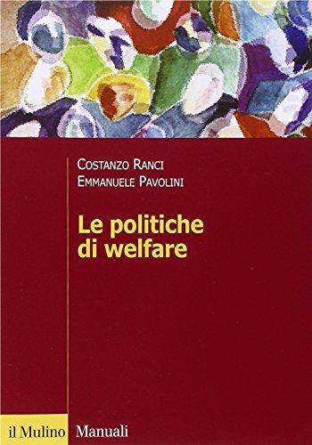 Le politiche di welfare