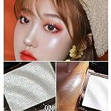 Ardorlove Face Highlighter Powder für Make-up, Cutelove Loose Highlighter Palette Powder Shimmer...