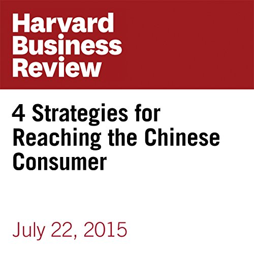 4 Strategies for Reaching the Chinese Consumer copertina