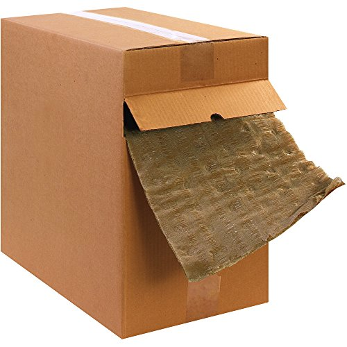 BOX USA BKIMDIS12 Versa-Pak Cellulose Wadding Dispenser Pack, 12