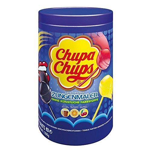 Chupa Chups – Tongue Painter – 100 Lolly's