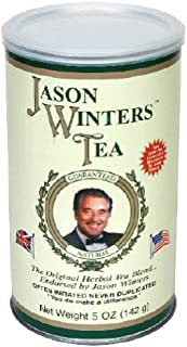 海外直送品 Jason Winters Classic Blend Tea Bulk, 5 Oz