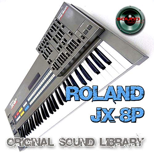 Save %67 Now! from Roland JX8P - The King of Analog - Large Unique Wave/Kontakt Samples/Loops Librar...