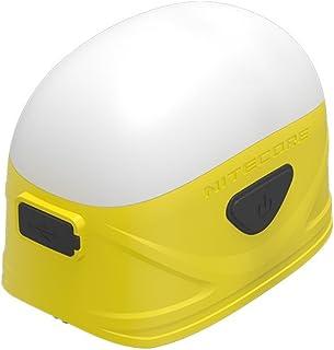 NITECORE LA30 250 lm White & Red Bi-Fuel Rechargeable Mini Lantern