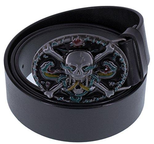 gothic belt buckle - 6