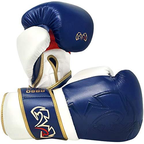 RIVAL Boxing RB80 Impulse Bag Gloves - Small - Navy