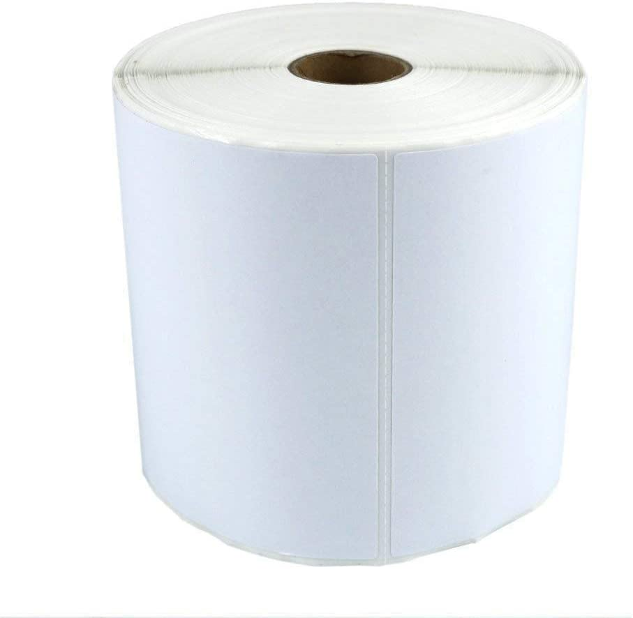 4in. x 6in. 賜物 300 Labels per roll with Therm Direct 745-1 PB 新作販売 Works