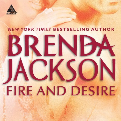 Fire and Desire audiobook cover art