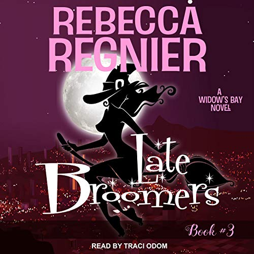 Late Broomers  By  cover art