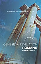 Genesis to Revelation: Romans Participant Book Large Print: A Comprehensive Verse-by-Verse Exploration of the Bible (Genesis to Revelation series)