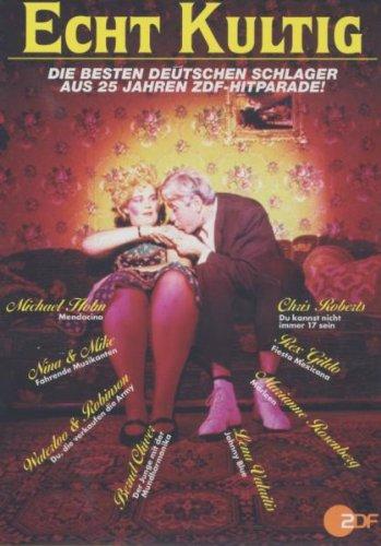 Various Artists - Echt kultig: Die besten deutschen Schlager aus 25 Jahren ZDF-Hitparade
