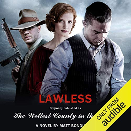 Lawless cover art