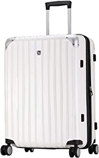 Shelf Shelves Travel Suitcase Luggage Large Capacity Outdoor Travel Business Boarding Customs Lock Box Expandable Trolley ...