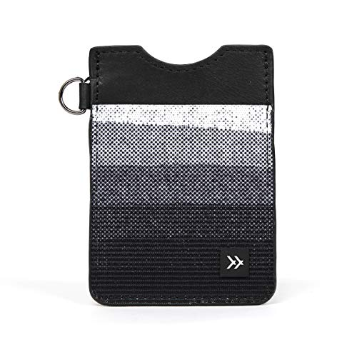 Thread Wallets - Slim Minimalist Wallet - Vertical Card Holder (Bonsai)