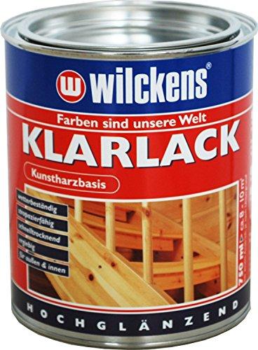 Klarlack farblos (Klarlack hochglänzend 375 ml)