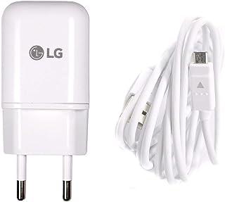 Carregador LG Fast Charge MCS-H06BR 1,8A Branco Celular/Smartphone