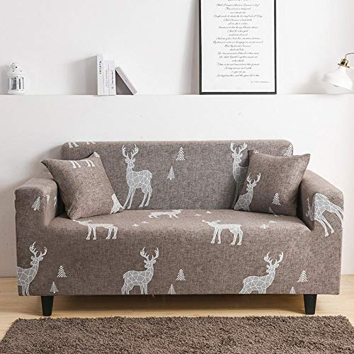 HXTSWGS Jacquard Stretch Sofaüberzug,Stretch Sofa Cover, Stretch Chair Sofa Bench Sofa Cover, pet Dog Protective cover-Color24_90-140cm