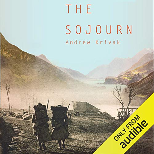 The Sojourn audiobook cover art