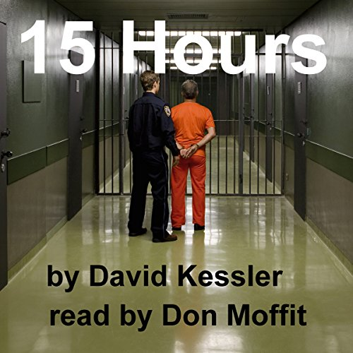 15 Hours audiobook cover art