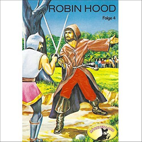 Robin Hood 4 audiobook cover art