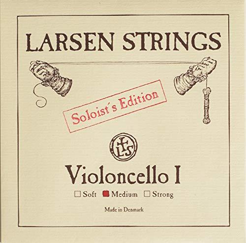 LARSEN Cello-Saiten (LC-AMEDSOLO)