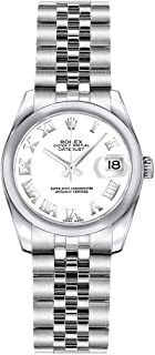 Rolex Lady-Datejust 26 179160 Women's Luxury Watch