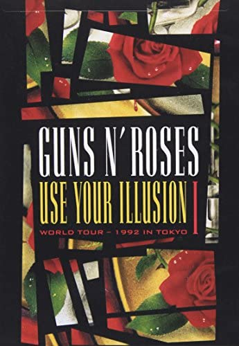 Guns N Roses Use Your Illusion I World Tour 1992 in Tokyo product image