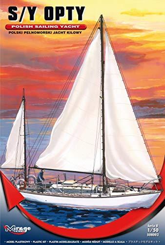 Mirage Hobby 508002 modèle Kit S/Y opty Polish Sailing Yacht