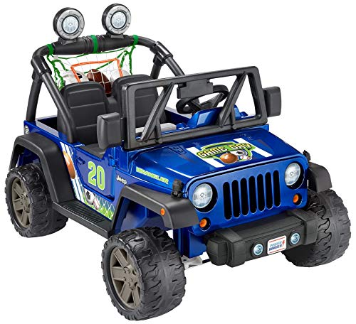 Power Wheels Gameday Jeep Wrangler review