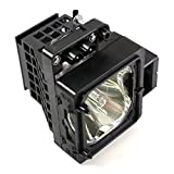 Sony KDF-E60A20 Rear Projector TV Assembly with OEM Bulb and Original Housing