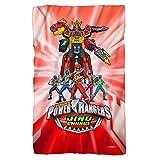 Trevco Power Rangers Dino Ranger Fleece Blanket (36x58)