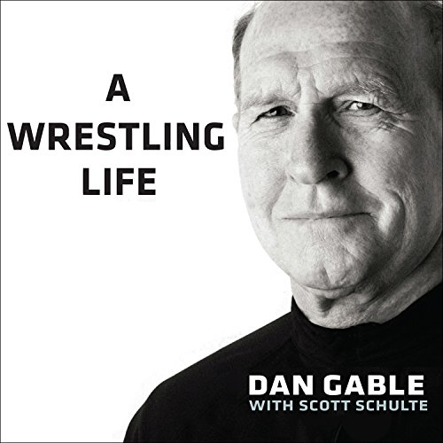 A Wrestling Life audiobook cover art