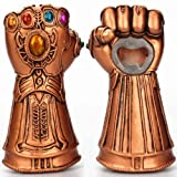 Creative Multipurpose Infinity Thanos Gauntlet Glove Beer Bottle Opener Fashionable Useful Soda Glass Cap Remover Tool Household-in Openers from Home