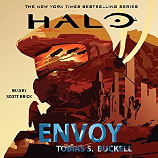 HALO: Envoy cover art
