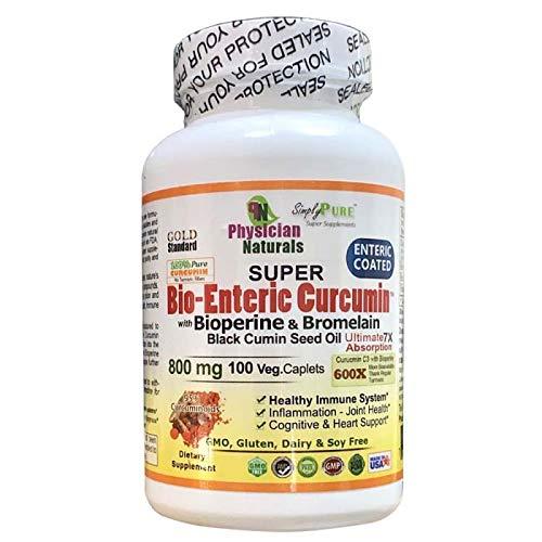 Medico Naturals Cena Bio-Enterica Curcumina