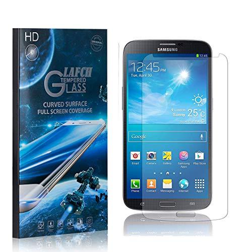 1 Stück Schutzfolie für Galaxy S4, LAFCH Displayschutzfolie für Samsung Galaxy S4, 3D Full Cover Panzerglasfolie, Anti-Kratzer/9H Härte